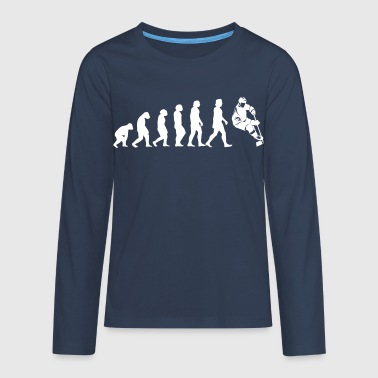 Hockey Sur Glace Evolution Hockey - T-shirt manches longues Premium Ado