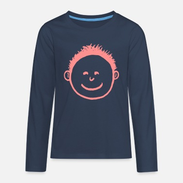 Childhood Childhood - Teenagers' Premium Longsleeve Shirt