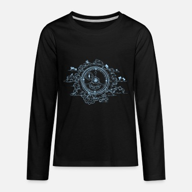 Leible Math Freaks - Leibl Design - Teenage Premium Longsleeve Shirt