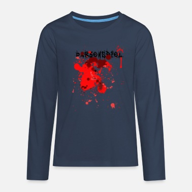 Colour Splash colour - Teenagers' Premium Longsleeve Shirt