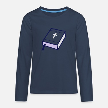 bible2 - Teenage Premium Longsleeve Shirt