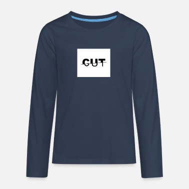 Cut CUT - Teenage Premium Longsleeve Shirt