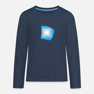 Light light - Teenage Premium Longsleeve Shirt