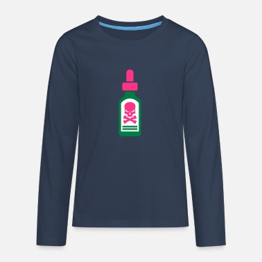 Poison Poison - Teenage Premium Longsleeve Shirt