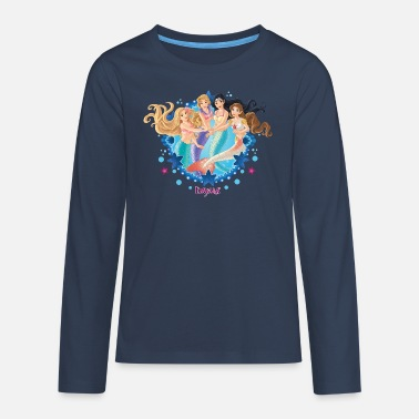 Schleich Bayala group picture mermaids - Teenagers' Premium Longsleeve Shirt