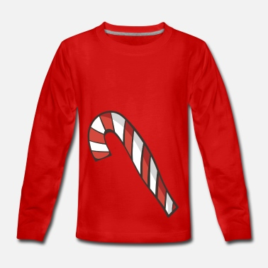 Candy candy - Teenagers' Premium Longsleeve Shirt