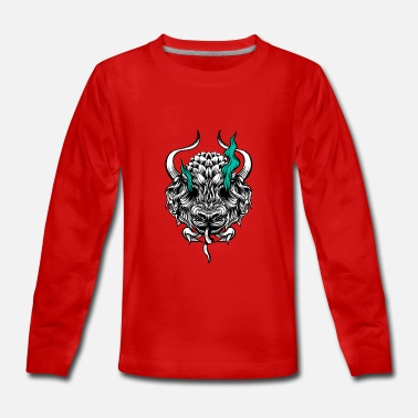 Buffalo - Teenagers' Premium Longsleeve Shirt
