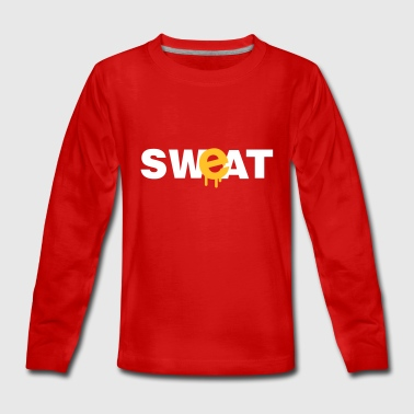 SWAT sweat Shirts - Teenagers' Premium Longsleeve Shirt