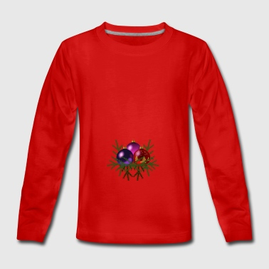 Christmas decoration - Teenagers' Premium Longsleeve Shirt