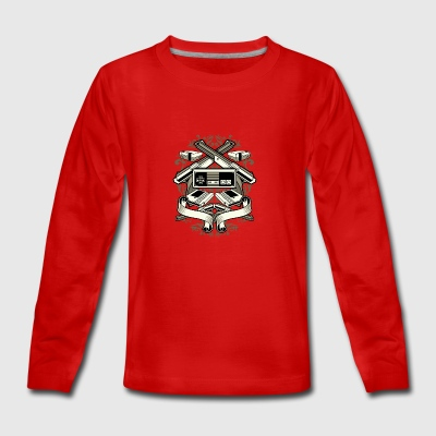Video Games - Teenagers' Premium Longsleeve Shirt