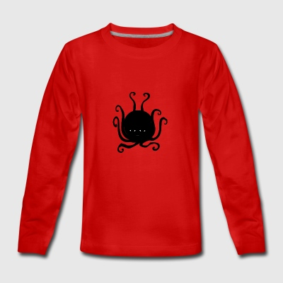 Squid sample - Teenagers' Premium Longsleeve Shirt