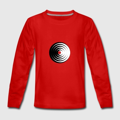 Symbol of nature - Teenagers' Premium Longsleeve Shirt