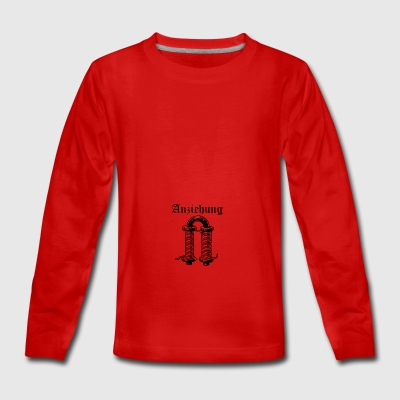 attraction - Teenagers' Premium Longsleeve Shirt