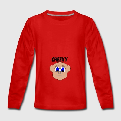 cheeky - Teenagers' Premium Longsleeve Shirt