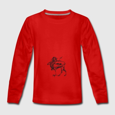 griffin - Teenagers' Premium Longsleeve Shirt