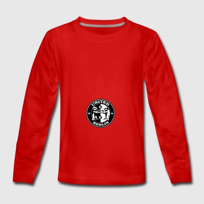 Berlin United - Teenager Premium shirt met lange mouwen