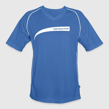 dynamic line instructor - personal trainer - Men's Football Jersey