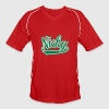 Nicky - T-shirt personalised with your name - Men's Football Jersey