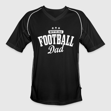football dad - Mannen voetbal shirt