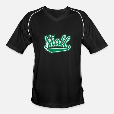 Niall Niall - T-shirt personalised with your name - Men's Football Jersey