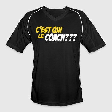 LE COACH - Maillot de football Homme