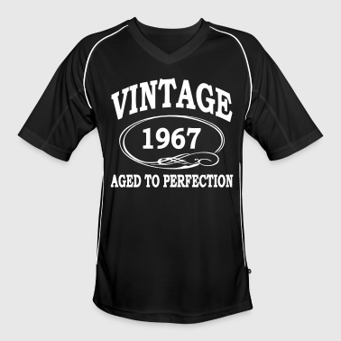 Vintage 1967 Aged To Perfection - Men's Football Jersey