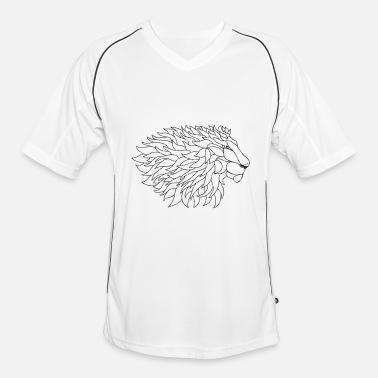 Mane Lion mane - Men's Football Jersey