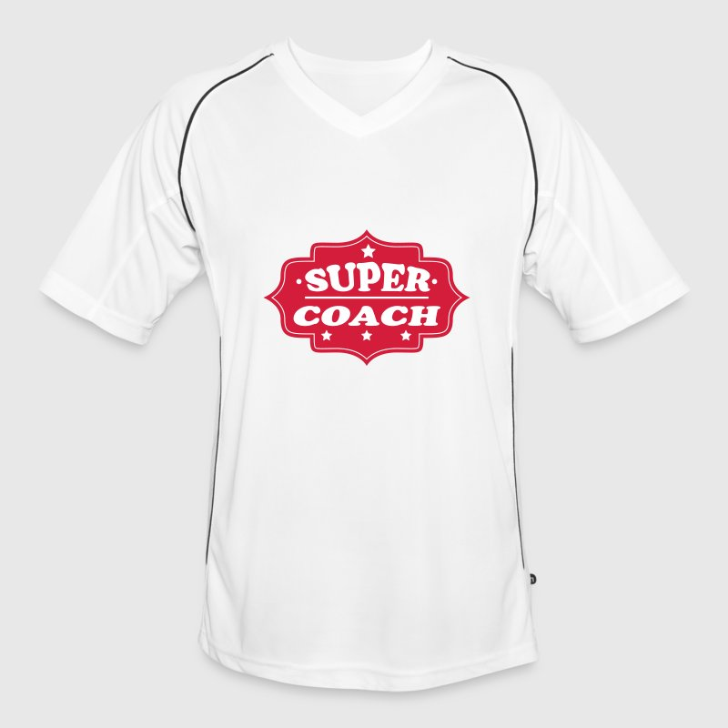 Super coach 111 - Maillot de football Homme