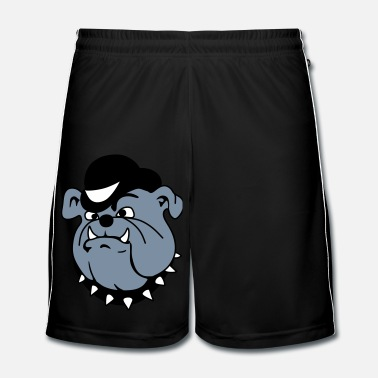 Bulldog bulldog chapeau - Short de football Homme