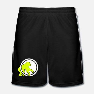 Banane Singe Cool - Short de football Homme