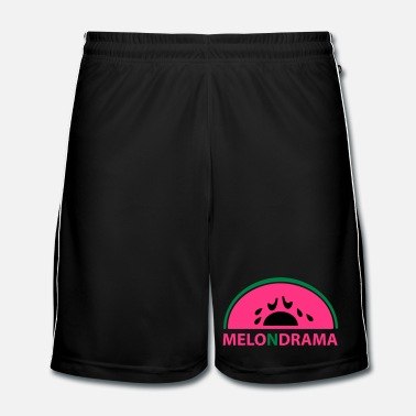 Sports Melodrama - Men's Football Shorts