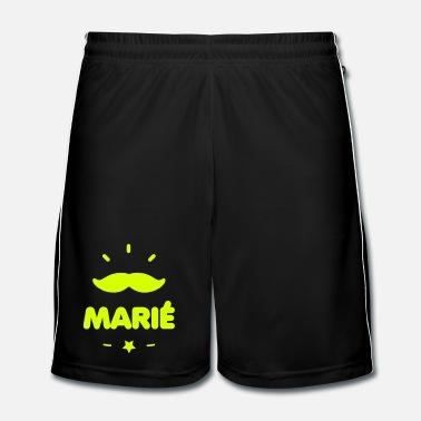 Futur marié - Short de football Homme