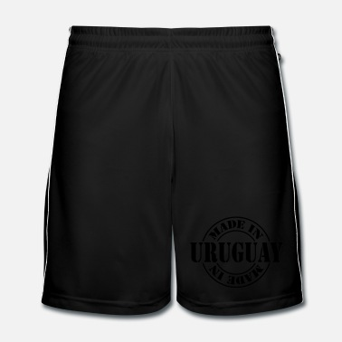 Stempel made_in_uruguay_m1 - Mannen voetbal shorts