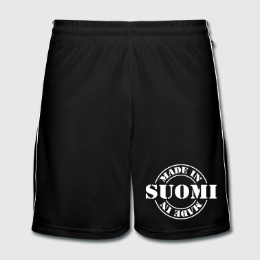 made_in_suomi_m1 - Short de football Homme