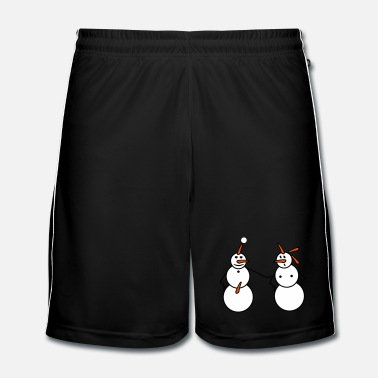Couple Overtures - Short de football Homme
