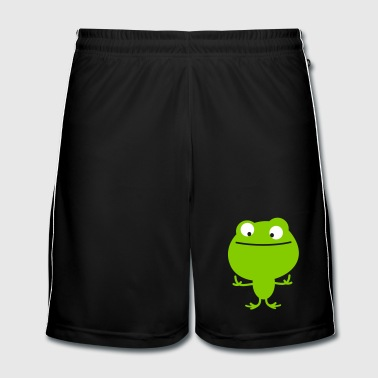 fuck you - Fotballshorts for menn