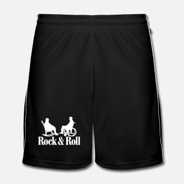 Make Rock /  Roll 1clr New - Fotbollsshorts herr