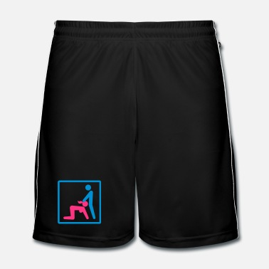 Girlie Kamasutra - Blow Job - Short de football Homme
