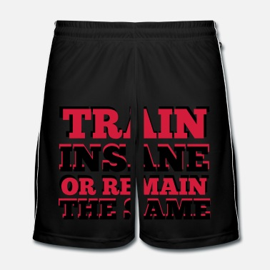 Train - Fotballshorts for menn