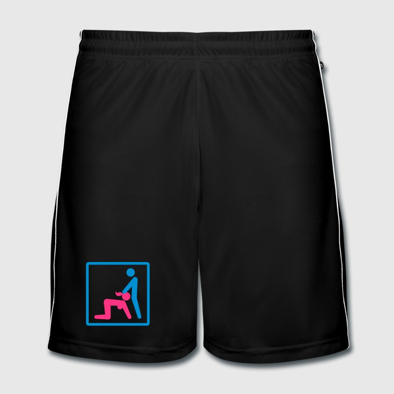 Kamasutra - Blow Job - Men's Football shorts