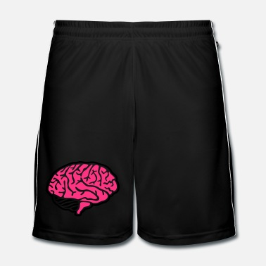 Cerveau Cerveau - Short de football Homme