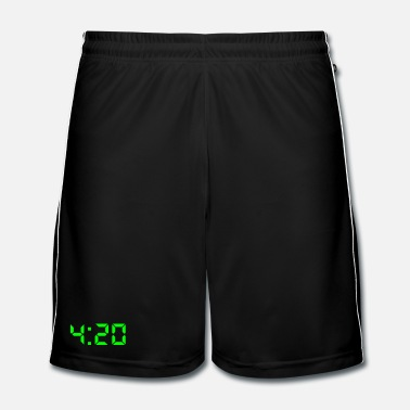 Fumer Du Cannabis 420  - Short de football Homme