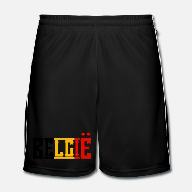 Euro BELGIE - Short de football Homme