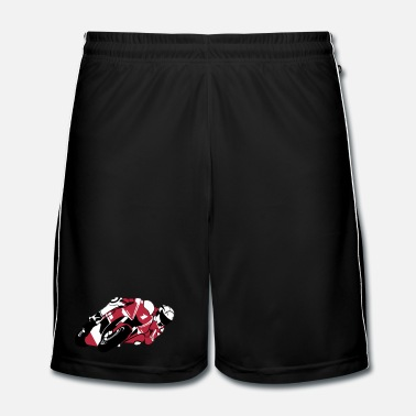 Sport Automobile Moto-GP - Short de football Homme