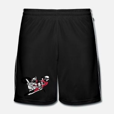 Motocross Moto Cross - motocross  - Short de football Homme