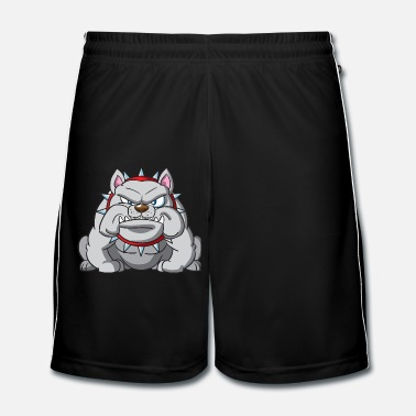 Nose Puppy Dog - Men's Football Shorts