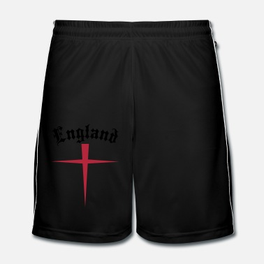 Winner OOLD  ENGLAND SAINT GEORGES CROSS - Men's Football Shorts