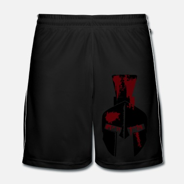 Armes spartiate - Short de football Homme