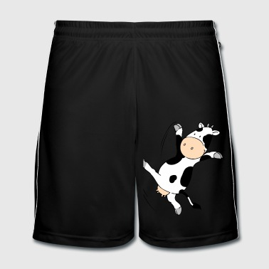 Mooviestars - Dancing Cow - Men's Football shorts