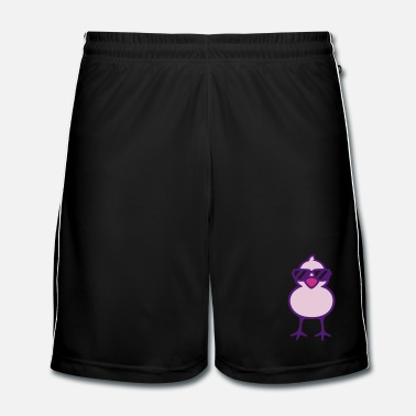 Chill cool chick (rd) - Mannen voetbal shorts